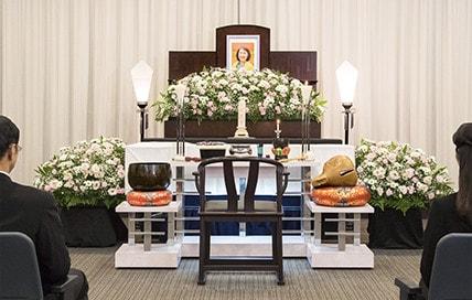 家族葬さくら│鳥取県米子市の家族葬の葬儀場